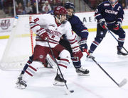 UMass men's hockey ranked No. 1 in USCHO poll for first time in program history