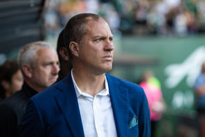 Portland Timbers coach Giovanni Savarese leads club to deep playoff run in first year at the helm.