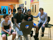 Attorney General Maura Healey visits Boys & Girls Club of Greater Westfield (photos)