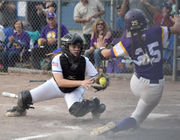 Mandeville 4, Denham Springs 2: Amberlyn Alfano's bat, glove lead Skippers back to Sulphur for first time in 10 years
