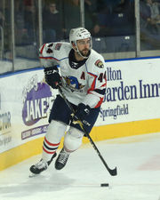 Springfield Thunderbirds take down Hartford Wolf Pack at home for fifth consecutive win