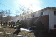 Crews battle Lehigh County apartment fire (PHOTOS)