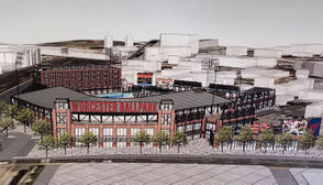 These empty lots in Worcester are being eyed for a PawSox stadium.