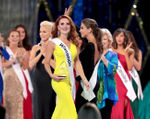 Florida, Wisconsin triumph on night 1 of revamped Miss America pageant