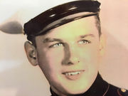 Korean War sailor one of four brothers who went to war (photos, video)