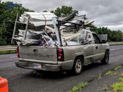 Massachusetts State Police make two stops for overloaded vehicles