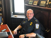 For 7 years, Chief James Neiswanger presented face of Holyoke Police Department (photos)