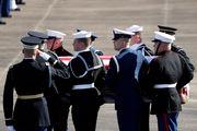 Massachusetts Gov. Charlie Baker to attend President George H.W. Bush's funeral