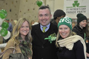 Seen@ Sheriff Nick Cocchi and DA Anthony Gulluni's 2018 St. Patrick's Parade after-party