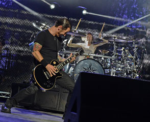 """ROCK CONCERT """"Active rock radio"""" rulers Godsmack (signature tracks include the serpentine """"Voodoo"""") and Shinedown (known for the semi-grandiose """"Second Chances"""") are primed to shake the VBC. Godsmack and Shinedown, 7 p.m. Sept. 24, Von Braun Center Propst Arena, 700 Monroe St., $36.50 - $56.50 (plus applicable service charges), ticketmaster.com"""