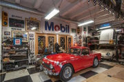 1800s toy factory finds new life as luxury home with its own race car shop: Cool Spaces