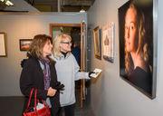 Seen@ Indian Orchard Mills 2018 Fall Open Studios Art Show & Sale