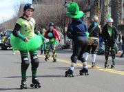 Should the Bethlehem St. Paddy's Day parade cross the Lehigh River?