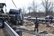 Thomaston Conn. trailer truck driver killed in 6-vehicle pile-up on I-91 in Longmeadow identified