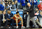 Syracuse coach Jim Boeheim on late-game fouling: 'We just didn't get it quick enough'