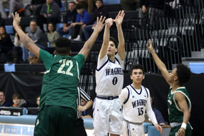 By CHARLIE De BIASE JR. We're at the halfway point of the 2018-19 boys' high school basketball season on Staten Island and it's time to take a look at the top three-point shooters. There's currently 15 players with at least 21 or more threes this season, including several who were among last season's leaders at the conclusion of the season. For a look at the top 15, please scroll down.