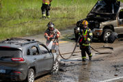 Grand Rapids man was victim in fiery U.S. 131 crash that closed northbound lanes