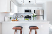 N.J. home makeover: A gorgeous new kitchen and bathroom for under $30K