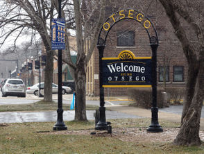 What's causing illnesses in Otsego?