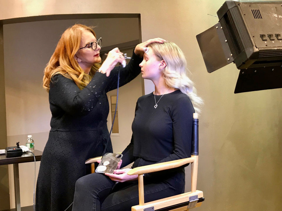 Beauty secrets from a makeup artist to the stars at the Paul