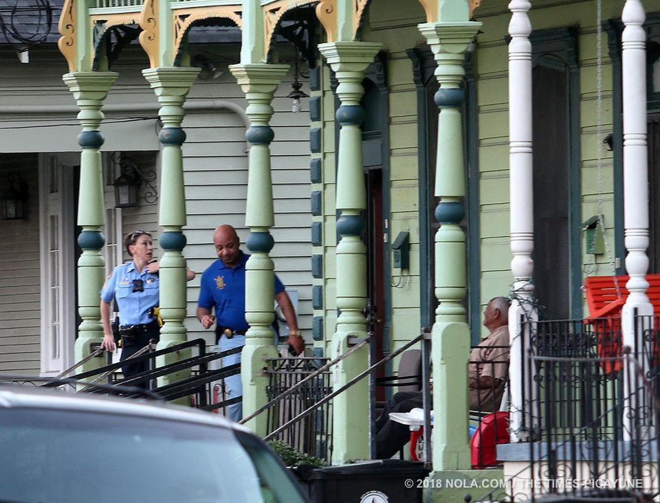 Girl shot in neck on South White Street