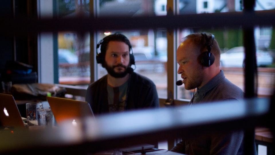 Blazers fans join the fun at Rip City Report live podcast event