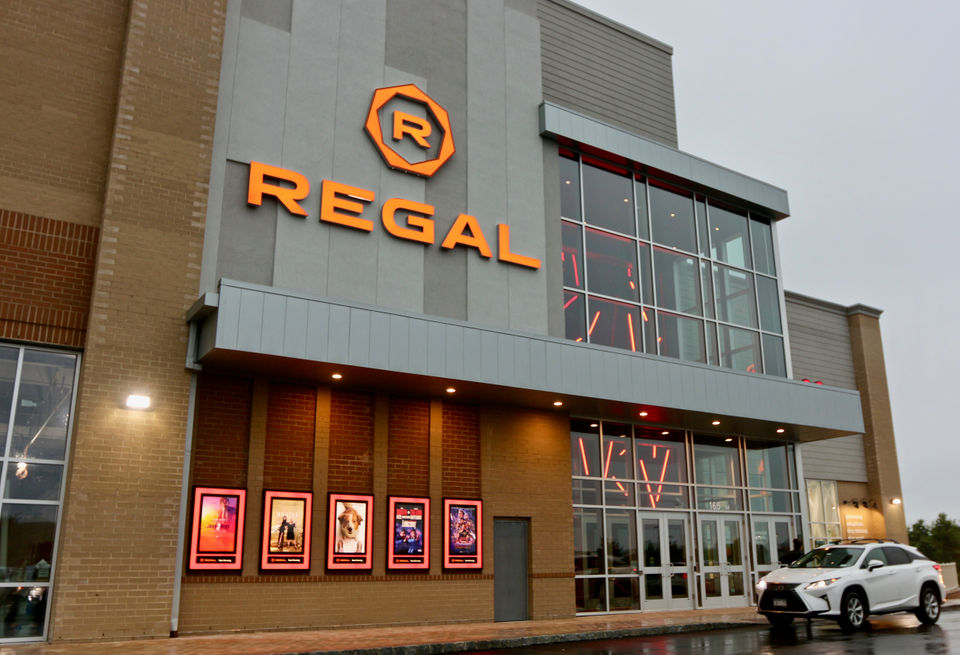 Exclusive: First look inside new Regal Bricktown Charleston movie