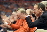 Syracuse AD John Wildhack on attendance records, TV blackouts and Nike deal
