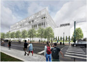 Tax breaks sought for $32M redevelopment of ex-Post-Standard building