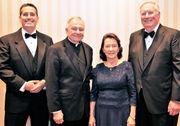 Catholic Foundation honors Miles Gordon Stevens III as 2018 St. John Paul II Award winner