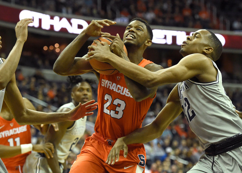 2018 19 Syracuse Basketball Schedule What We Know So Far Syracuse Com