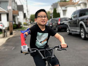 9-year-old boy gets new arm, thanks to 3D technology on Staten Island