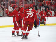 Youth movement among 10 things to watch at Red Wings camp