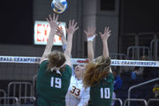 Highlights from Day 2 of the MHSAA volleyball state semifinals