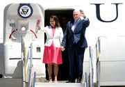 VP Mike Pence will join President Trump at Fort Drum ceremony