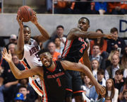 Auburn basketball busting one negative streak after another