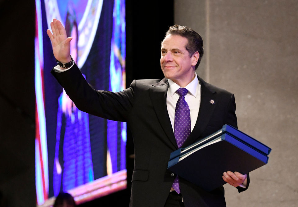 Andrew Cuomo opens big lead over Marc Molinaro in NY governor's race, poll says