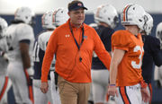 Auburn expects injured players to return to practice after spring break