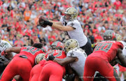Our favorite photos from the Saints' victory over the Bucs, 28-14 in Tampa