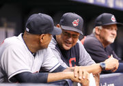 Cleveland Indians' Terry Francona checking out Houston, Oakland for potential ALDS showdown