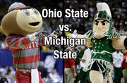 Ohio State vs. Michigan State by the numbers: sports, tuition and academics