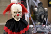 Terror on Lisa Ln.: Scary kids, skulls, clowns and more