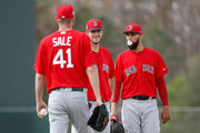 Ranking American League starting rotations: Where do the Red Sox starters rank?