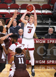 UMass men's basketball suffers seventh straight loss, falls 65-51 to St. Bonaventure