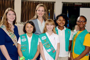 Girl Scouts Louisiana East recognizes those who exemplify the legacy of founder Juliette Low