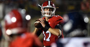 Watch live: Alabama QB commit Paul Tyson leads Hewitt-Trussville vs. Tuscaloosa County