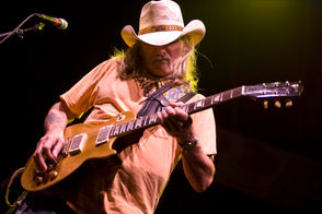 "Rock and Roll Hall of Famer and Southern rock icon Dickey Betts is to undergo brain surgery Friday, according to a report by Sarasota Herald-Tribune's Wade Tatangelo. Betts, the guitarist who wrote and sang lead on the Allman Brother's lone top-10 hit, 1973 road-song ""Ramblin' Man,"" is reportedly in critical but stable condition after suffering what's being described as a ""freak accident.""  According to the Sarasota Herald-Tribune, Betts, age 74, was playing with his dog in the backyard of Betts' Little Sarasota Bay home in Osprey, Fla., when he fell and suffered a head injury causing brain bleeding."
