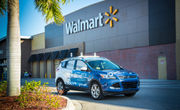 Ford, Walmart team up for self-driving delivery service pilot program
