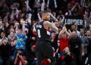 Damian Lillard named 1st Team All-NBA