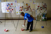 Students help design six new playgrounds coming to Flint this summer